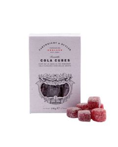 Cola Cubes Sweets - Cartwright & Butler - 190g.