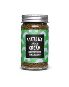 Little´s Irish cream instant coffee.