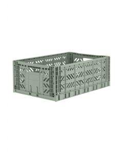 Maxi kasse - Almond green - Aykasa