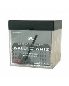 Vingummi, Signature - Fersken med Bronzefenikel - Wally and Whiz
