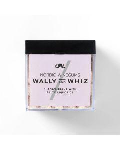 Vingummi - Solbær med salt lakrids - Wally and Whiz