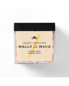 Vingummi - Mango med Passionsfrugt - Wally and whiz