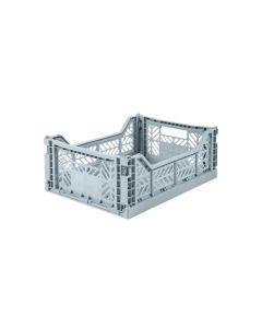 Midi kasse - Pale blue - Aykasa