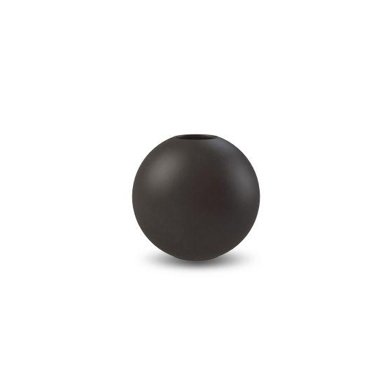 Ball Vase, 8 cm. - Black - Cooee Design