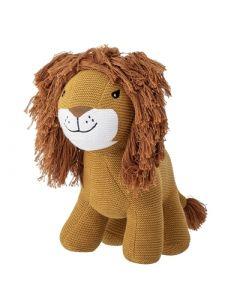 Løve bamse, hæklet - Bloomingville