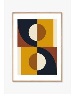 Circle Shape No 15 - Rune Elmegaard
