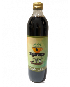 Iskaffe, Coffee Organic - Vanilla - Havafiesta