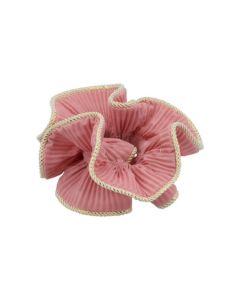 Lilje Scrunchie – Antique Rose - By stær