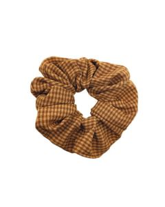 Scrunchie – Ternet Brun - By Stær