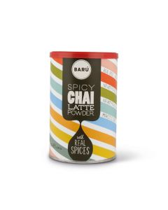 BARú - Spicy Chai Latte Powder - 250g.