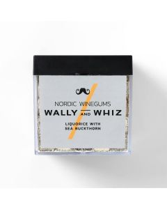 Vingummi - Lakrids med Havtorn - Wally and Whiz